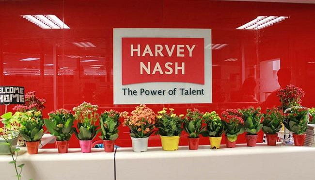 HarveyNash là công ty gia công phần mềm có vốn đầu tư nước ngoài lớn nhất tại Việt Nam