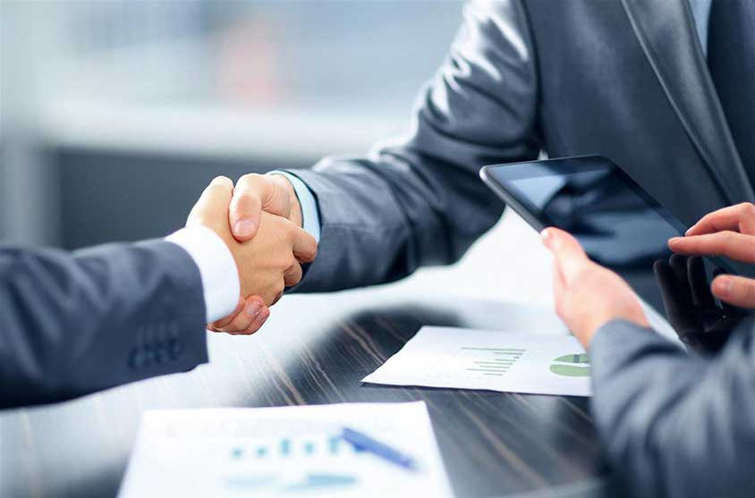 ký kết hợp đồng cho việc viết phần mềm theo yêu cầu