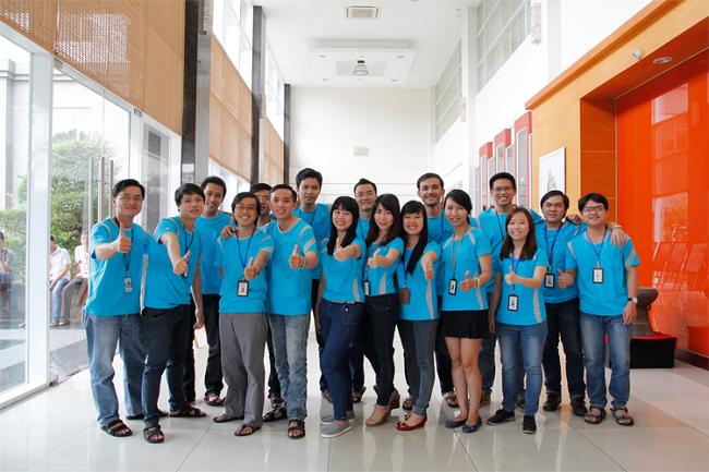 TMA Solutions là công ty lập trình phần mềm hàng đầu Việt Nam